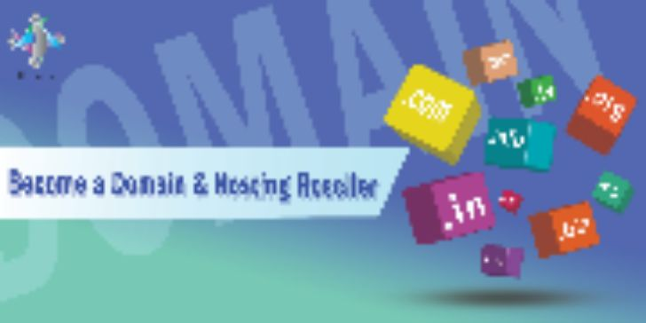 Become Domain And Hosting Reseller