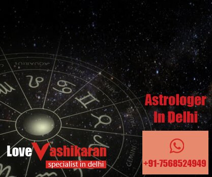 Best Vashikaran Astrologer in Delhi - 7568524949